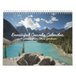 Beautiful Canada Calendar