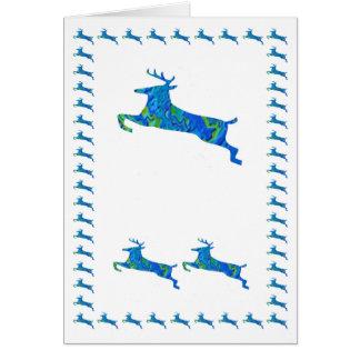 Beautiful Canadian Wild -  add text img Greeting Card