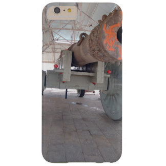 Beautiful cannon in you hand. barely there iPhone 6 plus case