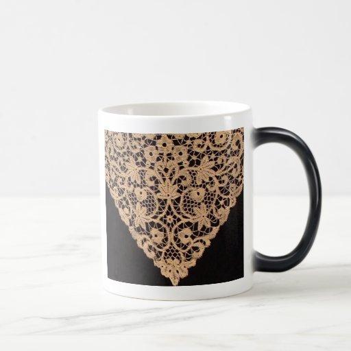 Beautiful Cantu Lace Coffee Mug Zazzle