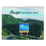 Beautiful Cape Breton Island Calendar