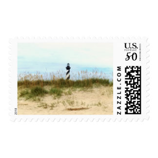 Beautiful Cape Hatteras Lighthouse Postage