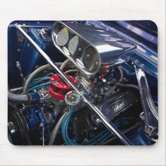 Beautiful Car Engine Mousepad