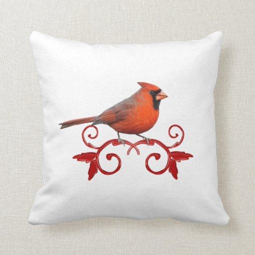 Beautiful Cardinal Pillow
