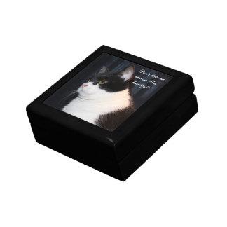Beautiful Cat Giftbox Keepsake Box