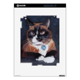 Beautiful Cat iPad 2 Decal