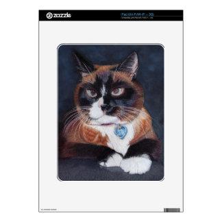 Beautiful Cat Skin For The iPad