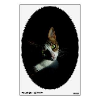 Beautiful Cat wall decal