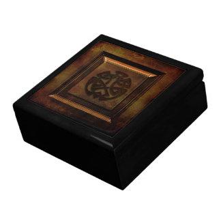 Beautiful Celtic Jewellery Box Jewelry Boxes