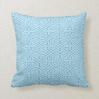 Beautiful Celtic Knot Design Throw Pillow