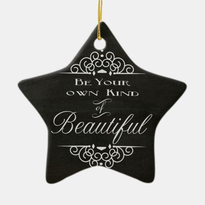 Beautiful Ceramic Ornament