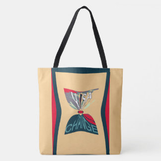 Beautiful Change Tote Bag