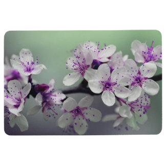 Beautiful Cherry Blossom Floor Mat