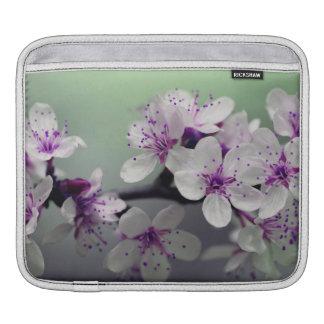 Beautiful Cherry Blossom Sleeve For iPads
