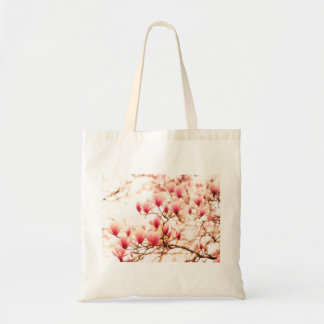 Beautiful Cherry Blossoms - Central Park Budget Tote Bag