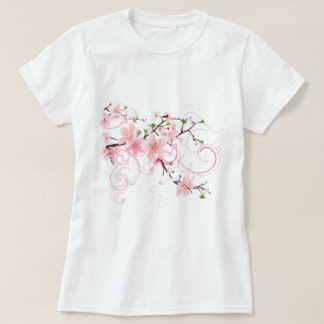 Beautiful Cherry Blossoms T-Shirt