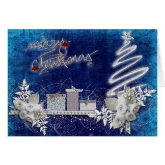 Beautiful Christmas Customizable Greeting Cards