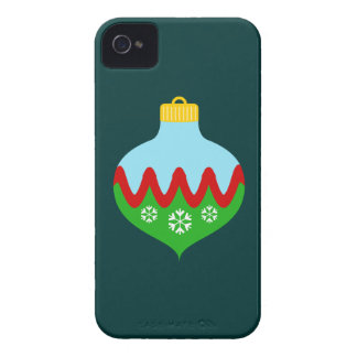 Beautiful Christmas Ornament iPhone 4 Case