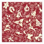 Beautiful Christmas Pattern Photo Print