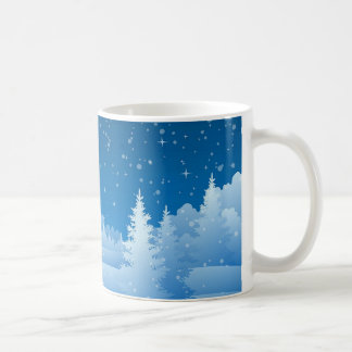 Beautiful Christmas Tree Mug