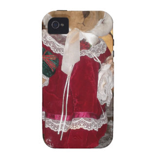 Beautiful Christmas with Love Have a Nice Day and  Vibe iPhone 4 Covers
