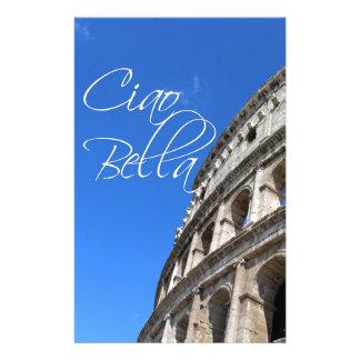 BEAUTIFUL CIAO CLOCK STATIONERY