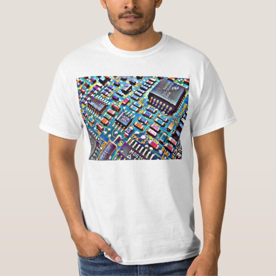 Beautiful Circuitry T-Shirt