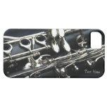 Beautiful Clarinet iPhone 5 Case