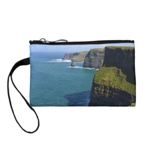 Beautiful Cliffs of Moher Coin Wallets