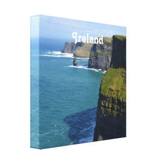 Beautiful Cliffs of Moher Canvas Prints