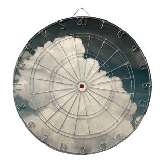 Beautiful Cloud Nature Sky Photo Dartboards