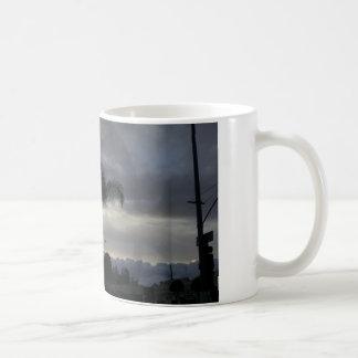 Beautiful Cloud with Sunrise Classic White Coffee Mug