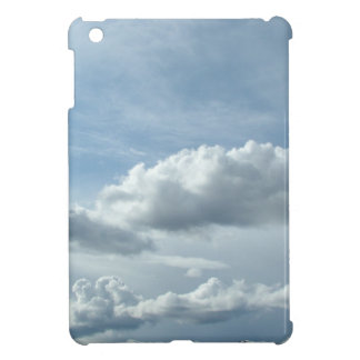 Beautiful clouds and sky.  Landscape photography. iPad Mini Covers