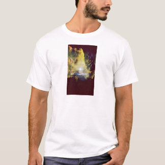 Beautiful Clouds On Planet  T-Shirt