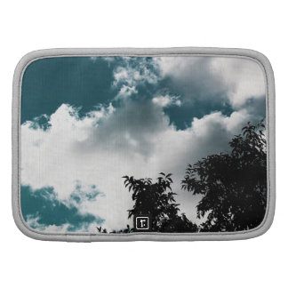Beautiful Cloudy Sky Landscape Organizer