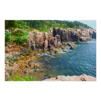 Beautiful Coastal Image Poster