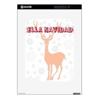 Beautiful Coleção Christmas/MigMich_ScZ Skins For iPad 2