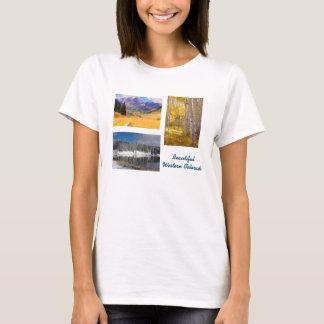 Beautiful Colorado Digital Photo Gallery Shirt