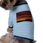 Beautiful Colorado Sunrise Doggie Tshirt