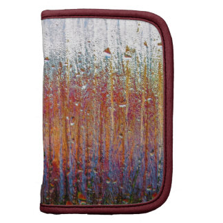 Beautiful Colored Glass Planners