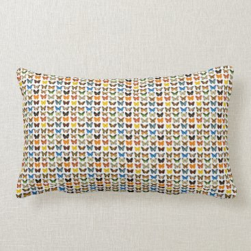 merydesigns BEAUTIFUL COLORFUL  BUTTERFLIES CUSHION