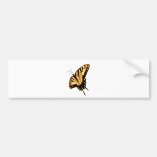 Beautiful  Colorful Butterfly Clothing and Gifts Bumper Sticker