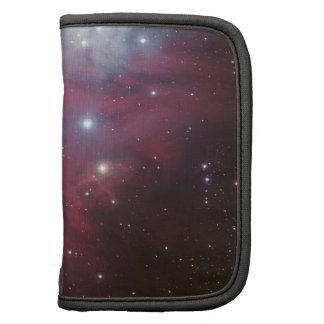 Beautiful, colorful Dark nebula Planner