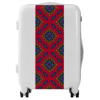 Beautiful colorful Kaleidoscope Luggage