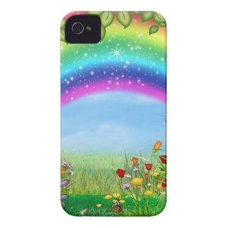 Beautiful,colorful rainbow designed products iPhone 4 Case-Mate case