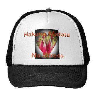 Beautiful cool Amazing Hakuna Matata Trucker Hat