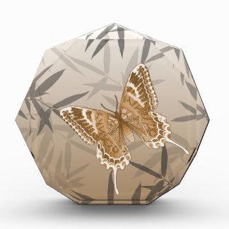 Beautiful Copper Butterfly Design Award