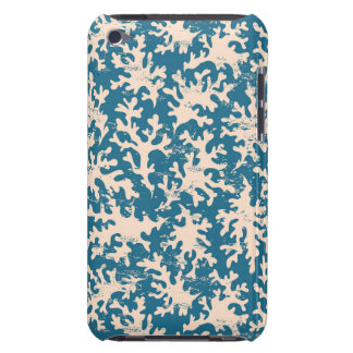 Beautiful Coral Pattern iPod Touch Case