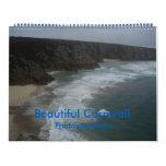 Beautiful Cornwall, Calendar