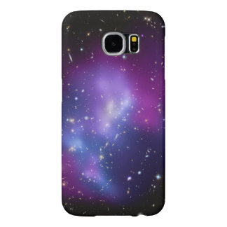 Beautiful cosmic space galaxy clusters samsung galaxy s6 case